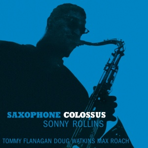 Album artwork for Saxophone Colossus