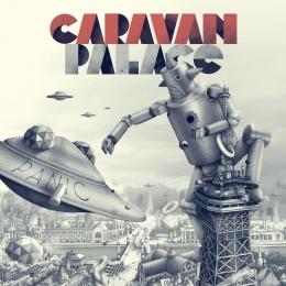<em>Panic</em> – Caravan Palace(2012)